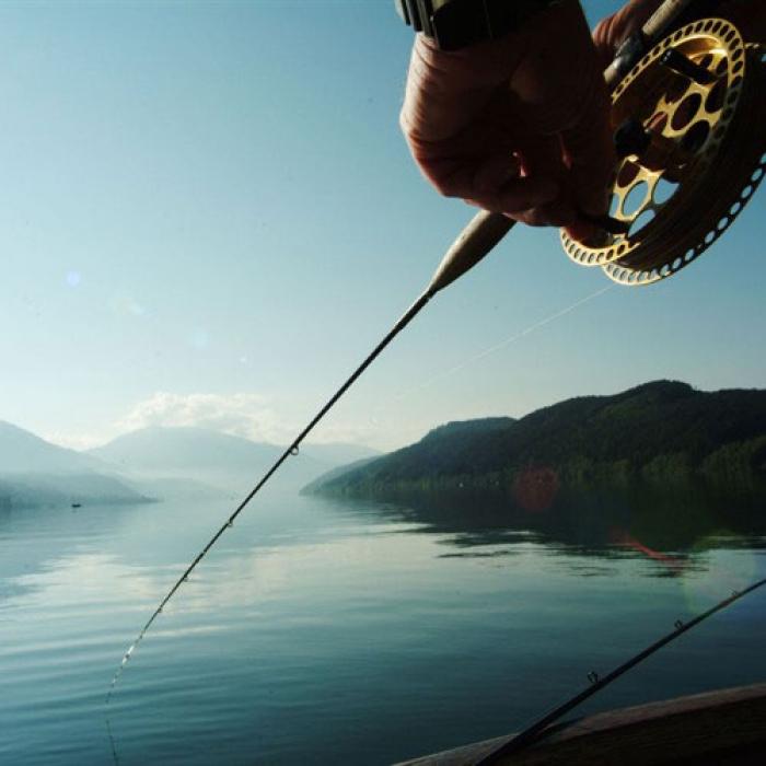 Fischen & Angeln am Millstätter See